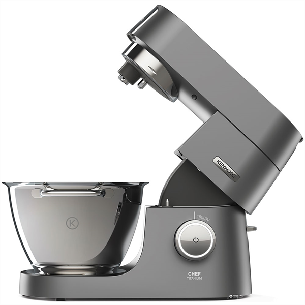 Kenwood KVC7320S Chef TITANIUM Κουζινομηχανή 1500W