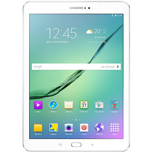 "Samsung Galaxy Tab S2 White T813 9.7"" WiFi 32GB"