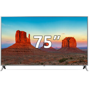 LG 75UK6500PLΑ Ultra HD 4K TV 75""