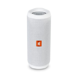 JBL Flip 4 Bluetooth Speaker Waterproof IPX7 White