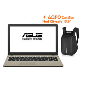 Asus R540MA-GQ280T Notebook 15.6'' 4Gb/500Gb