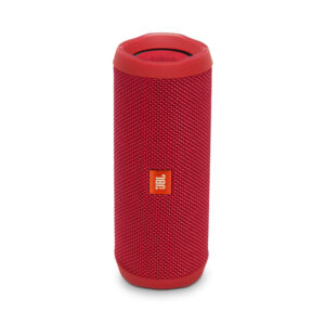 JBL Flip 4 Bluetooth Speaker Waterproof IPX7 Red