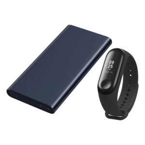 Mi Band 3+PowerBank 10000 2S Black Bundle