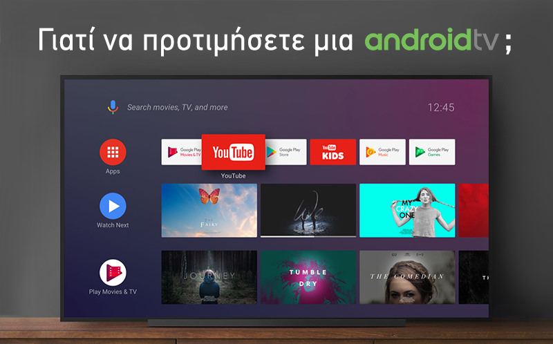 Android TV Συμβουλές