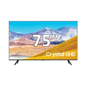 "Samsung UE75TU8072 75"" Ultra HD Smart TV"