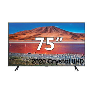"Samsung UE75TU7072 75"" Ultra HD Smart TV"