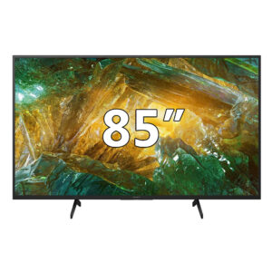 "Sony KD85XH8096 85"" 4K Ultra HD Smart Android TV"
