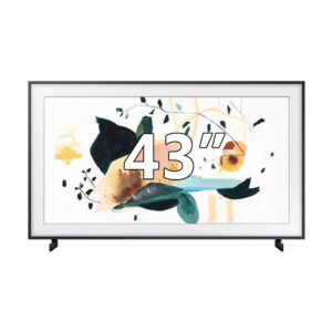 "Samsung QE43LS03 43"" QLED Smart TV"