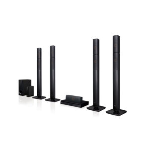 LG Lhb655nw Home Theater
