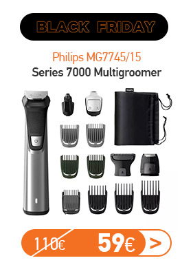 Philips MG7745/15 Series 7000 Multigroomer
